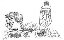 «Par bonheur, le lait…», le roman de Neil Gaiman illustré par Boulet