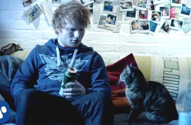 ed sheeran et ses douces joues de b b les fantasmes de la r dac. Black Bedroom Furniture Sets. Home Design Ideas
