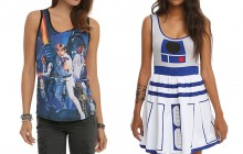 Hot Topic sort sa collection Star Wars !