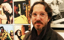 «L'art de Jessica Jones» par Michael Gaydos, à la découverte de la super-héroïne et son dessinateur
