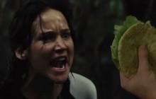 Katniss rêve de pita dans une vidéo bien trop drôle