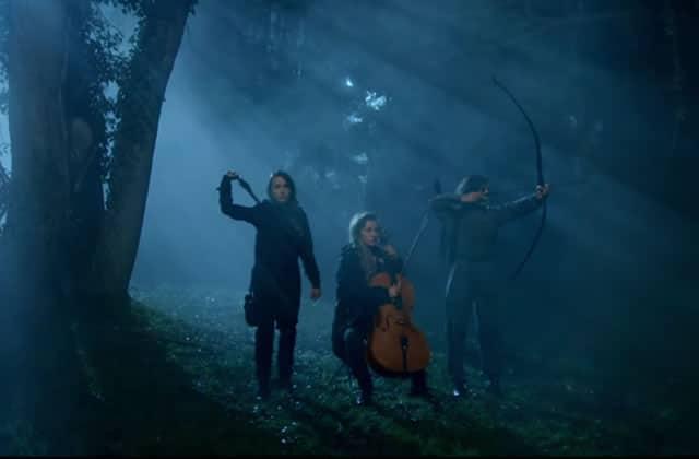 L.E.J présente «Hanging Tree», leur version de la chanson d'«Hunger Games»!