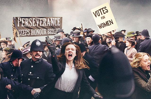 Concours — 10×2 places à gagner pour aller voir «Les Suffragettes»!