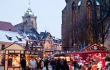 Les marchés de Noël en Alsace, de Strasbourg à Kaysersberg