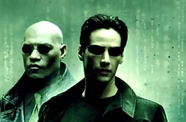Matrix résumé en une vidéo de 3 minutes