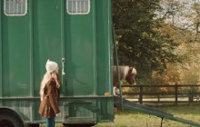 Un adorable mini-cheval tout seul brise ton coeur dans une pub pour Amazon