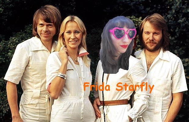 noms de scène Frida Starfly