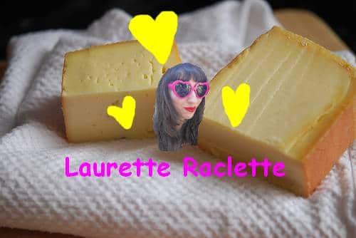 noms de scène laurette raclette