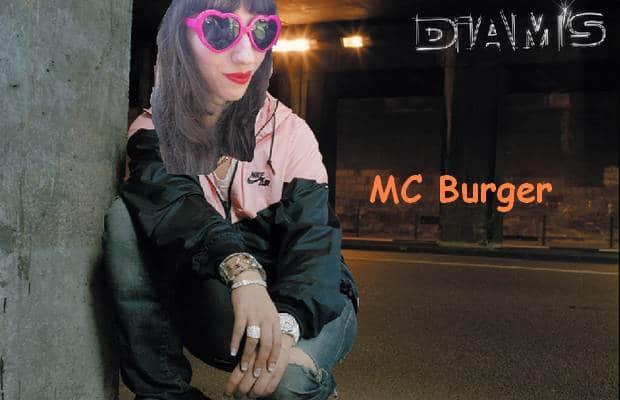 noms de scène mc burger