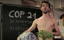 Le Professeur Feuillage dévoile les dessous de la COP21
