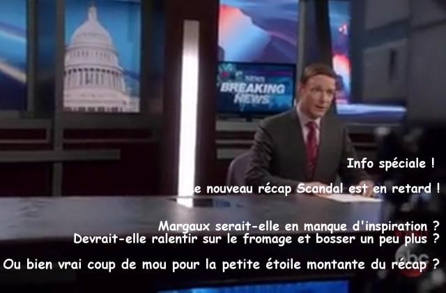 Scandal S05E09 — Le récap rigolo