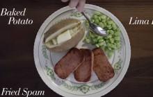 Les repas de famille de 1915 à 2015 aux États-Unis, la vidéo qui donne faim