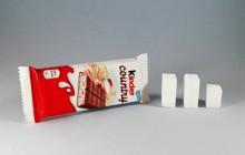 La quantité de sucres dans chaque aliment représentée dans un compte Instagram édifiant