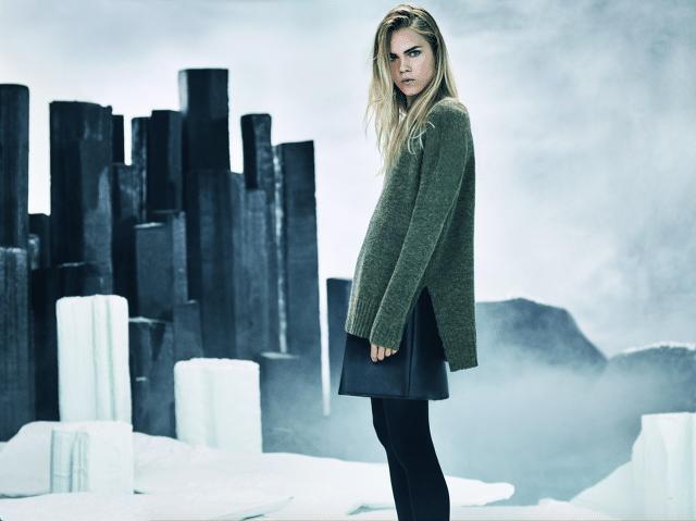 Deux tenues à petit prix pour l'hiver 2015, avec New Look !
