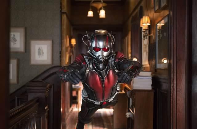 Ant-Man a son trailer honnête !