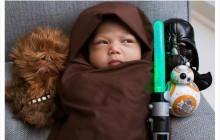 La fille de Mark Zuckerberg, costumée en Jedi, inspire plein d'autres « bébés Star Wars »