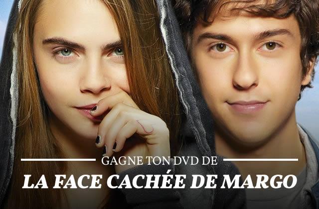 Concours — 10 DVD de «La Face cachée de Margo» à gagner!