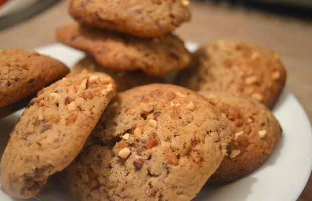 cookies crème de marrons
