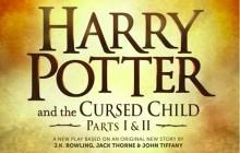 Les baguettes magiques d'«Harry Potter & the Cursed Child »sont là!