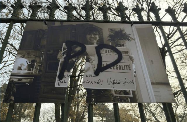 Des homophobes vandalisent une expo toulousaine prônant la diversité des familles