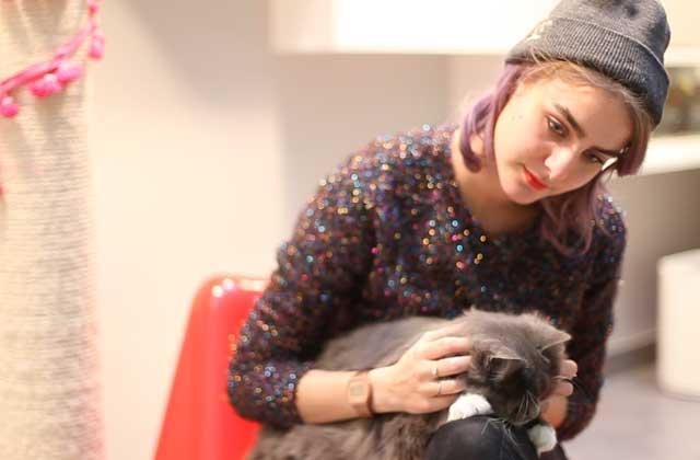Passer un moment à l'hôtel des chats:check! (Marion Seclin)
