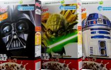 Kellogg's sort des céréales «Star Wars»!