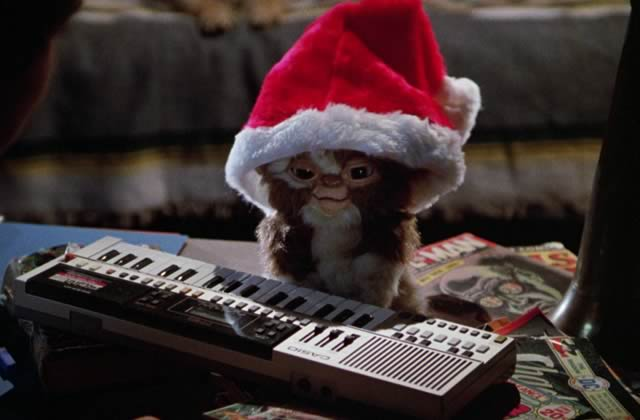 Ces petites choses qui m'évoquent, bizarrement, toujours Noël