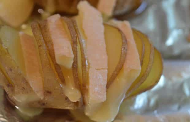 pomme de terre munster fondu