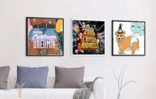 Quatre idées pour customiser son intérieur avec monAlbumPhoto