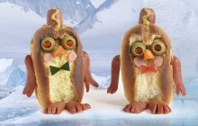 Sandwich monsters, le site où la nourriture prend vie