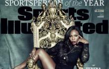 Serena Williams, 4ème «sportiVE de l'année» dans l'histoire de «Sports Illustrated»