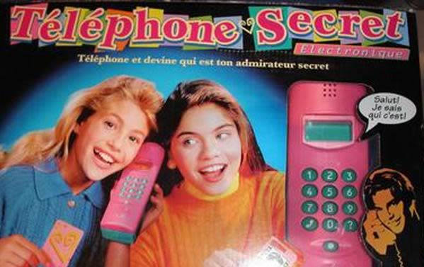 telephone secret