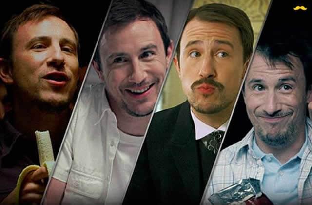 Adrien Ménielle joue « Le mec qu'on écoute jamais dans les films» pour Golden Moustache