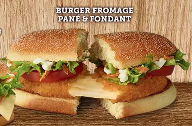 McDonald's sort un burger végétarien!