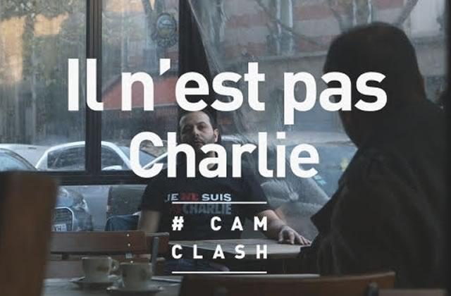 «Il n'est pas Charlie», le nouvel épisode de #CamClash
