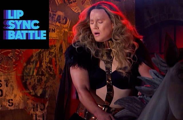 Channing Tatum «runs the world» de Beyoncé dans Lip Sync Battle