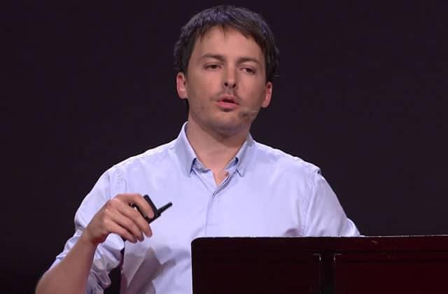 Chris Esquerre trolle les TEDx Paris