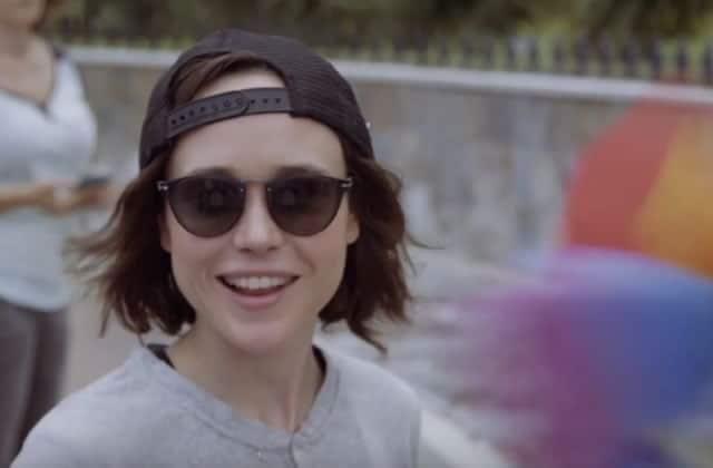 «Gaycation», série documentaire d'Ellen Page, a son trailer