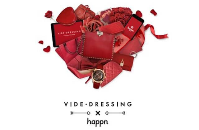 Happn et Videdressing lancent une chasse au trésor pour la Saint Valentin