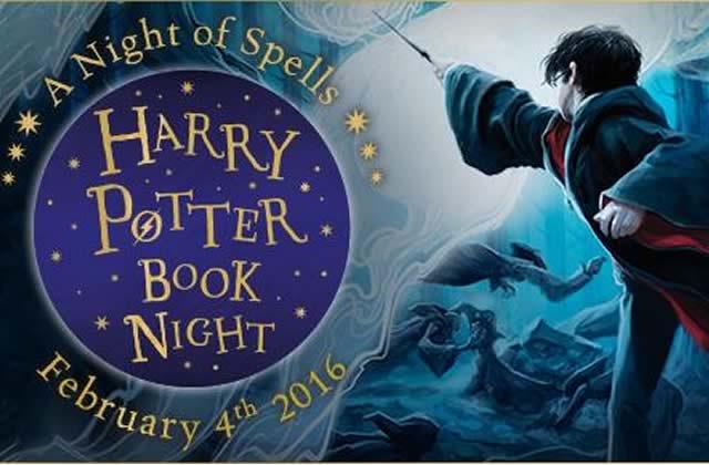 La «Nuit Harry Potter» revient le 4 février!