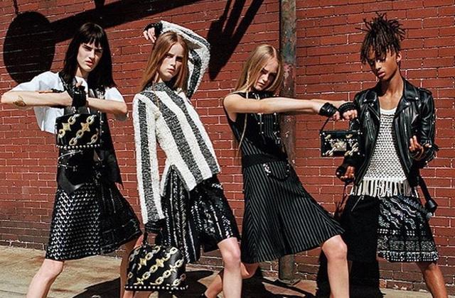 Jaden Smith est l'égérie de la prochaine campagne de Louis Vuitton