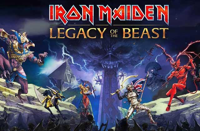 Un jeu vidéo «Iron Maiden» (oui, oui), bientôt dans vos smartphones!