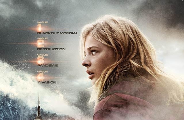 «La 5ème Vague», un film de science-fiction avec Chloë Grace Moretz — Extrait exclusif