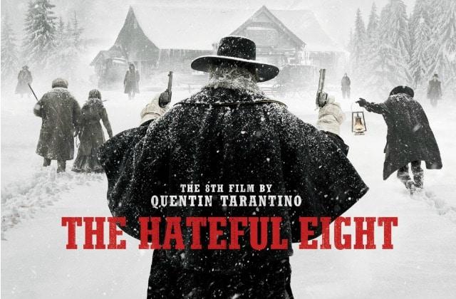 «Les Huit Salopards» («The Hateful Eight»), un western sanglant qui en impose