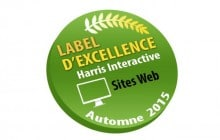 madmoiZelle obtient le label d'excellence Harris Interactive !