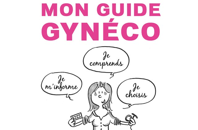 Gagnez «Mon guide gynéco», un livre fort utile!