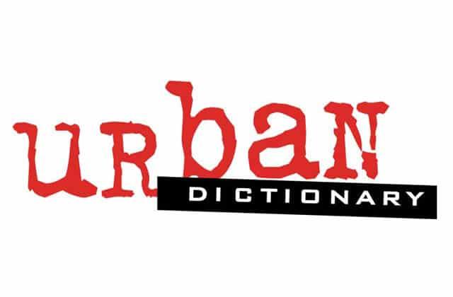L'Urban Dictionary en 3 mots indispensables