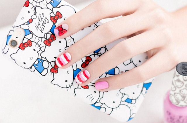 OPI sort une collection de vernis Hello Kitty, pour des ongles kawaii