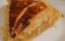 Ma recette de galette des rois au citron et à la frangipane