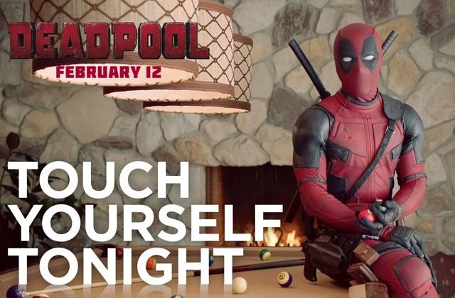 Ryan Reynolds, ou plutôt Deadpool, sensibilise au cancer des testicules